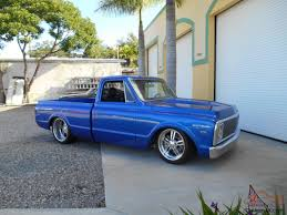 1969 Chevrolet C10 572 Truck Short Bed Pro Touring Air Ride Bagged ...