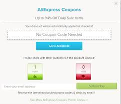 code promo je porte mon bebe coupons sur aliexpress pourquoi ils ne marchent pas en 2017