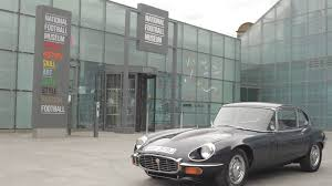 The George Best Jaguar E Type V12