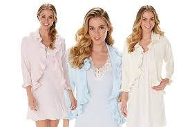 Chenille Bed Jacket by Woman U0027s Bed Jackets U0026 Robes