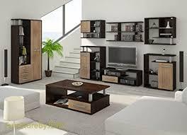 wohnzimmer möbel satz tv wohnwand 7 tv bank