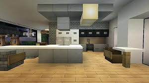 Minecraft Kitchen Ideas Cozy Design Modern Kitchen Designs Using
