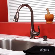 Undermount Bar Sink Oil Rubbed Bronze by Kraus Kbu14kpf2230ksd30orb 31 1 2 Inch Undermount Single Bowl