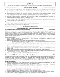 Security Manager Resume Director Senior Template Premium Samples Example Cover