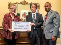100 Millard House Ii APSU CMCSS Receive A 30000 Grant From The Japan