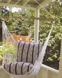 Rope Hammock Swing Chair