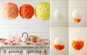 Creative Paper Lanterns Decorations 3