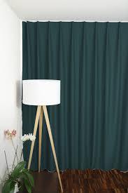 dimout blickdichter vorhang verdunkelungs vorhang 37 farbvarianten
