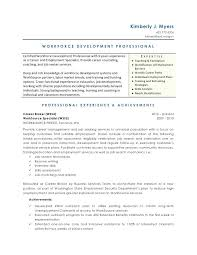 Employment Resume Examples Job For Highschool Students Sample
