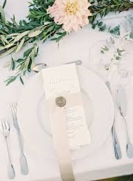 Elegant Outdoor French Chateau Wedding Table Setting