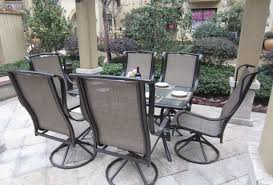 furniture montreux sling patio dining set by tropitone furniture