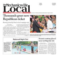 08 15 2012 by the mechanicsville local issuu