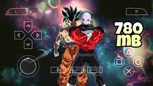 Dragon Ball TTT Mod Goku Ultra Instinct Form