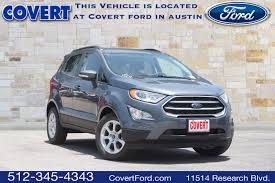 Austin New Ford Trucks Cars SUVs For Sale | Austin Ford F-150 ...