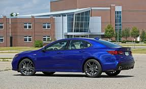 2018 Acura TLX In Depth Model Review