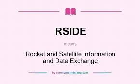 What Does Tdx Stand For by What Does Rside Mean Definition Of Rside Rside Stands For