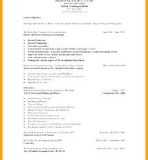 Executive Sous Chef Resume Career Objective Examples For With