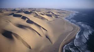 The Skeleton Coast Is One Of A Host Sights In South West African
