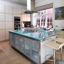 100 Kitchen Glass Countertop 20 Options For S