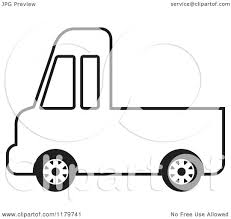 Clipart Of A Black And White Delivery Truck - Royalty Free Vector ... Delivery Truck Clipart 8 Clipart Station Stock Rhshutterstockcom Cartoon Blue Vintage The Images Collection Of In Color Car Clip Art Library For Food Driver Delivery Truck Vector Illustration Daniel Burgos Fast 101 Clip Free Wiring Diagrams Autozone Free Art Clipartsco Car Panda Food Set Flat Stock Vector Shutterstock Coloring Book Worksheet Pages Transport Cargo Trucking