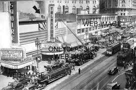 100 Fire Truck Movie Amazoncom OnlyClassics 1946 SAN Francisco CA FIRE Blaze