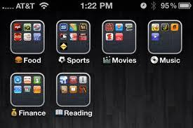Mac Tip Organizing all those Apps on your iPhone and iPad