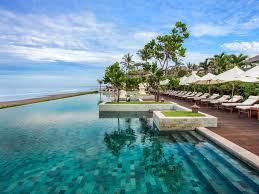100 Resorts With Infinity Pools The Seminyak Beach Resort Spa Accommodation