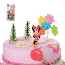 anniversaire minnie décorations pour gâteau minnie