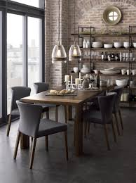 dining tables belmont black high dining table crate and barrel