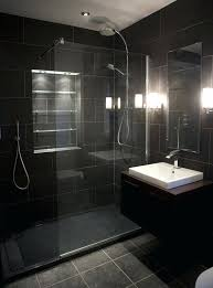 matte black bathroom floor tile gorgeous and white bathrooms