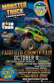 It's Fair Time! Oct. 7-13 Monster Jam Avengers Jim Koehler Promises To Turn On A Show Full Throttle Trucks Things To Do In Columbus This Weekend Apr 21st 23rd 2017 Kid 101 Tas032317 Mattel Autographed Hot Wheels Grave Digger Diecast Ncaa Football Headline Tuesday Tickets On Sale Buy Or Sell 2018 Viago Home Facebook Seatgeek At The Bbt Center August 11 12 Macaroni Freestyle Ohio Youtube Official Premium Book