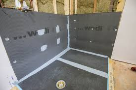 bathroom how to install wedi shower system for bathroom design