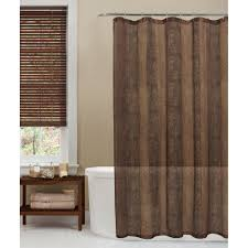 Purple Ombre Curtains Walmart by Amazon Com Maytex Oneyka Fabric Shower Curtain Tan Home U0026 Kitchen