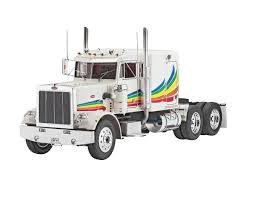 Amazon.com: Revell Germany Peterbilt 359 Conventional Tractor ... Peterbilt 359 Rc 14 And Real Truck Show Piston 20122mp4 Amt California Hauler 125 Ebay 1 4 Scale Rc Semi Trucks New Upcoming Cars 2019 20 Vintage Auto Carrier Alinum Elecon Columbia Model Classic Photo Collection Peterbilts Wedico Cab Onlyexcellent Cdition 1905965140 Gallery Hampshire With Boat Trailer For Sale Best Resource Classic Custom Big Rigs Pinterest Revell Cventional Tractor Kit 116 Pc Box