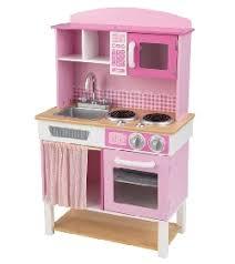 cuisine en jouet cuisine bois vichy jouet et cie com des jeux et jouets pour