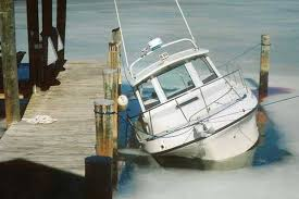 Pontoon Boat Sinks Nj by In The Water Winter Boat Storage Yes You Can Boat Trader