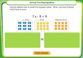 Algebra Tiles Online Calculator by Algebra Resources 4 Educators