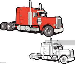 Semi Truck Vector Art   Getty Images Semi Truck Outline Drawing Vector Squad Blog Semi Truck Outline On White Background Stock Art Svg Filetruck Cutting Templatevector Clip For American Semitruck Photo Illustration Image 2035445 Stockunlimited Black And White Orangiausa At Getdrawingscom Free Personal Use Cartoon Transport Dump Stock Vector Of Business Cstruction Red Big Rig Cab Lazttweet Clkercom Clip Art Online Trailers Transportation Goods