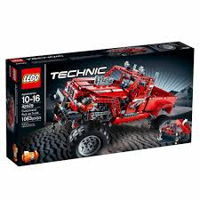 LEGO Technic Customized Pick Up Truck - Walmart.com Lego Technic 8289 Fire Truck Boxed With Unused Stickers Vintage Tagged Brickset Set Guide And Database 8071 Bucket Toy Amazoncouk Toys Games Hans New 8x4 Detachable Lowloader 6x6 All Terrain Tow 42070 Toyworld Container Yard 42062 Big W Service 100 Hamleys For Amazoncom Pickup 9395 Lego Monster 42005 In Comiston Edinburgh Gumtree 9397 Logging Review 42041 Race Rebrickable Build