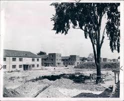 1942 Detroit Herman Gardens Housing Press