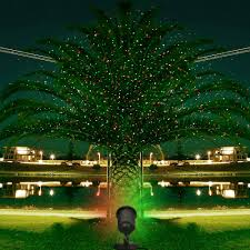Blinking Xmas Tree Lights by Amazon Com Blinking Red And Green Laser Christmas Lights
