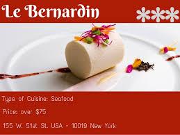 cuisine usa the three michelin restaurants in the usa