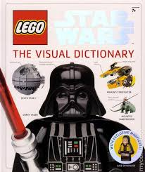 LEGO Star Wars The Visual Dictionary HC 2009 DK 1 1ST