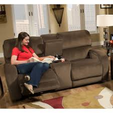 Southern Motion Reclining Sofa Power Headrest by Fandango Collection Southern Motion Furniture Reclining Living