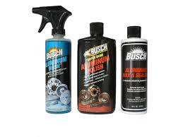 100 Polishing Aluminum Truck Wheels Buschs Wash Polish Wax And Sealant Save 6