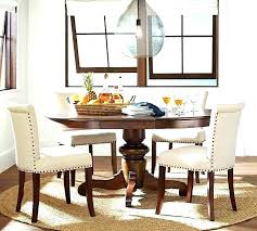 Transitional Dining Room By Architects Table Rug Placement Tips