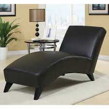 100 Bedroom Chaise Lounge Chair Black Faux Leather Of Photo Gallery Of