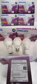 light bulbs 20706 12 philips 60w equivalent soft white a19