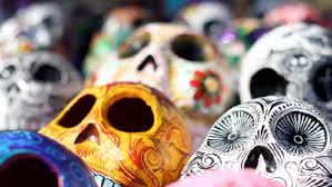 Spanish Countries That Celebrate Halloween by Mfl Halloween Treats Tes
