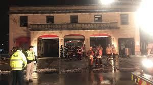 100 Inside A Fire Truck Mansfield Fire Truck Catches Fire Inside Firehouse Boston Informer